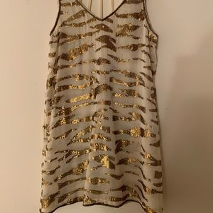 Urban Outfitters Sequin Mini Dress